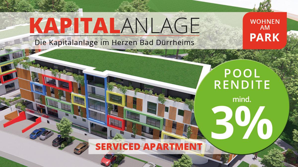 Kapitalanlage Apartments Bad Dürrheim – Wohnen am Park