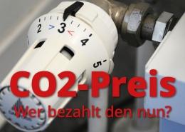 CO2-Preis – Kostenaufteilung auf Vermieter soll nicht kommen