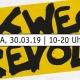 Eckweg Revolte 2019 Logo
