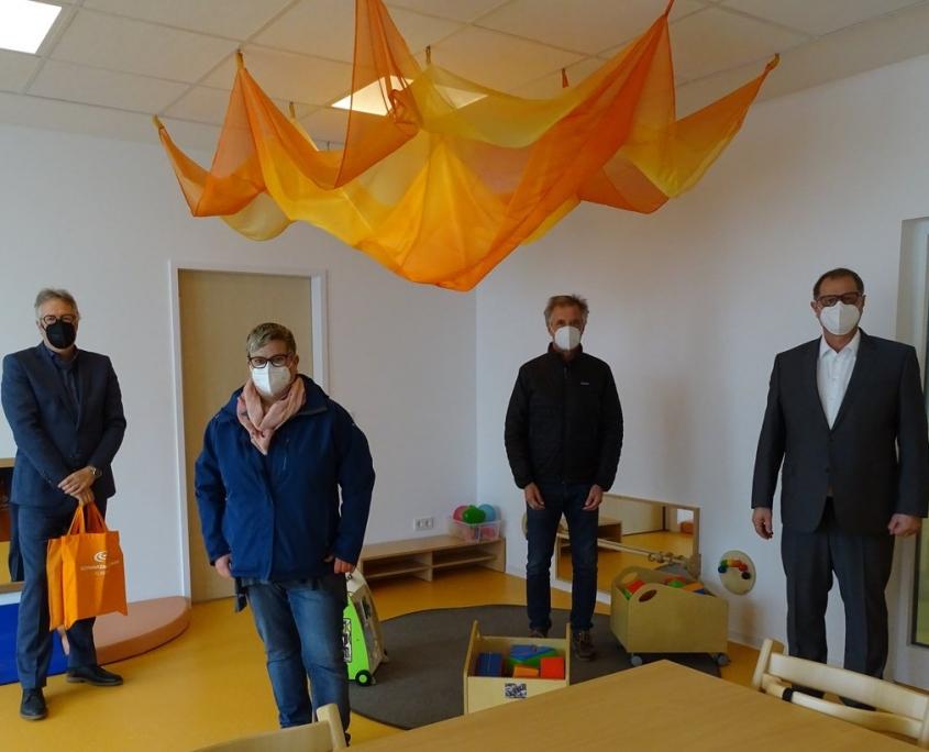 Eröffnung Erweiterung Kindertagesstätte Schwarzwald-Baar Klinikum