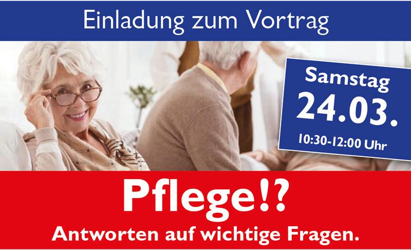 Rebholz Ratgeber-Forum Nr. 11 - Thema: Pflege