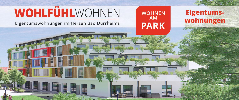 Eigentumswohnungen Bad Dürrheim – Wohnen am Park