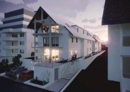 Neubau Wohnungen Karlstraße 14, Bad Dürrheim