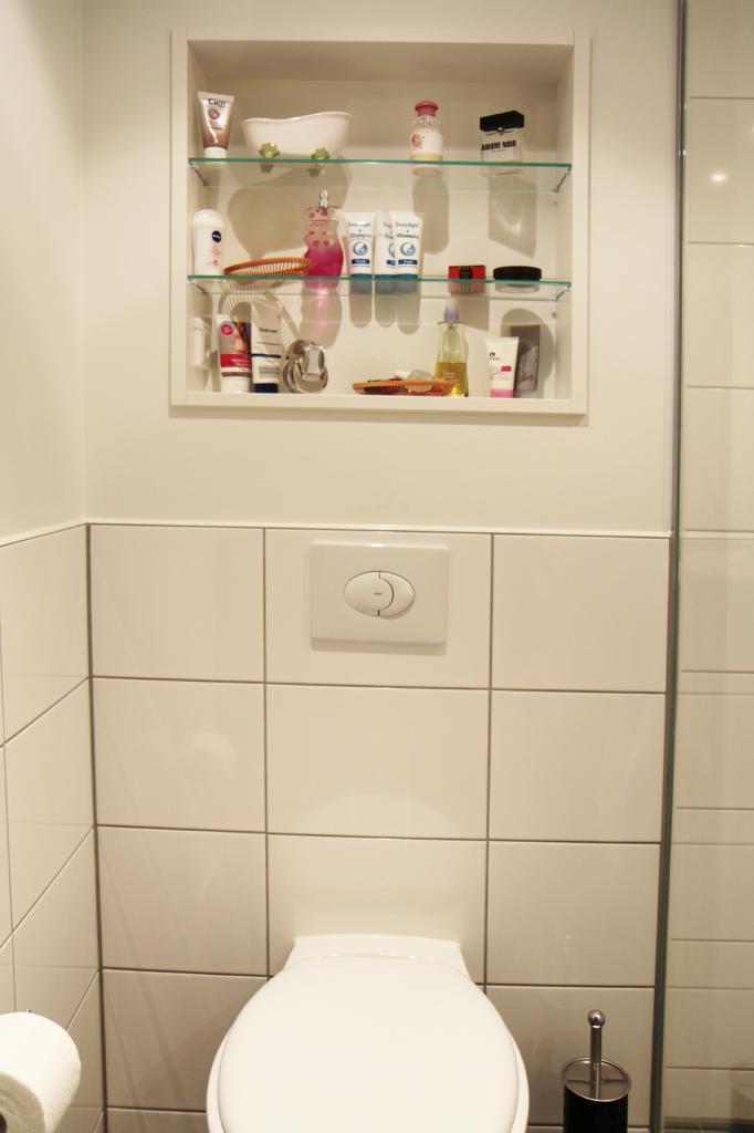 Badausschnitt Mietappartement Klinikum Villingen-Schwenningen