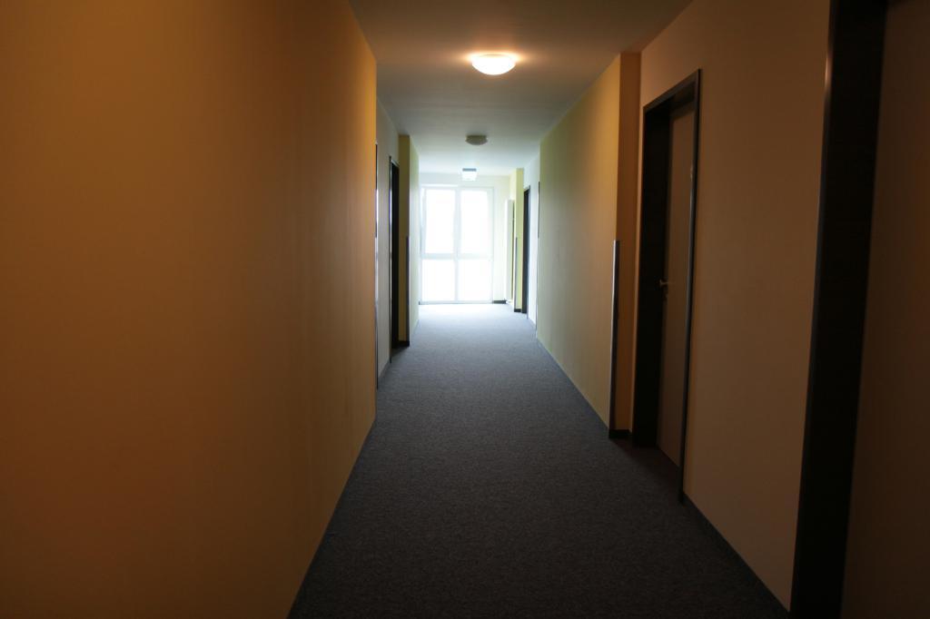 Flur zu den Mietappartemente Klinikum Villingen-Schwenningen