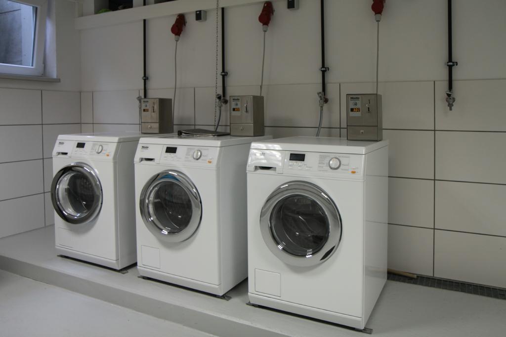 Waschmaschinenraum: Mietappartement Klinikum Villingen-Schwenningen