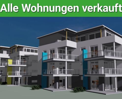 Wohnungen im Sattelweg in Bad Dürrheim - Alle verkauft