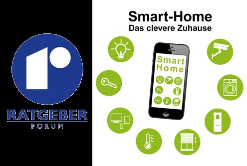 Rebholz Ratgeber-Forum Smart-Home Symbolgrafik