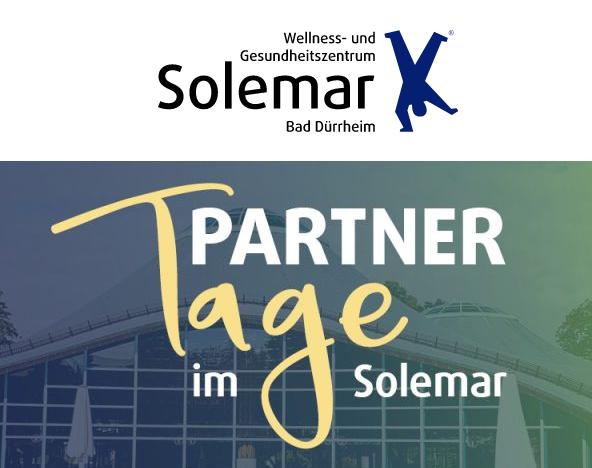 Partnertage im Solemar - Rebholz ist dabei