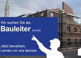 Stellenanzeige Bauleiter gesucht – Rebholz Architekten u. Ing. GmbH, Bad Dürrheim