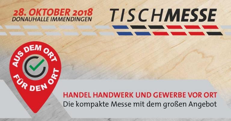 BdS Immendingen Tischmesse 2018 Keyvisual