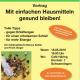 """Charity-Event zum Thema """"Gesund bleiben"""""""