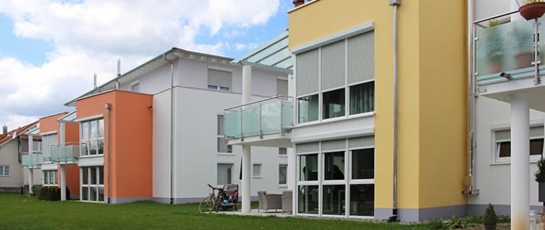 Bad Dürrheim Friedrichstrasse Mehrfamilienhaus