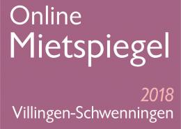 Hinweis Online Mietspiegel Villingen-Schwenningen 2018