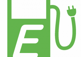 Icon E-Ladestation – Ladeinfrastruktur für E-Mobilität