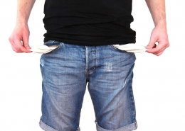 Drastisch ausgedrückt: Wer spart hat bald leere Taschen!