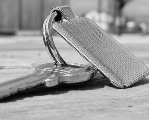 Schlüssel - Schlüsselübergabeprotokoll