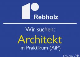 Stellenanzeige Architekt im Praktikum