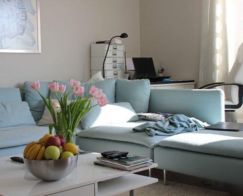 Bild einer Wohnung